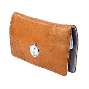 Ladies Leatherette Fabric Clutches