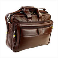 Leatherette Fabric Office Laptop Bags