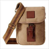 Canvas Fabric Sling Bags