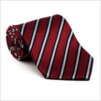 Jaquard Stripe Tie
