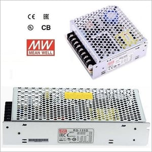Meanwell Quad Output Power Supply