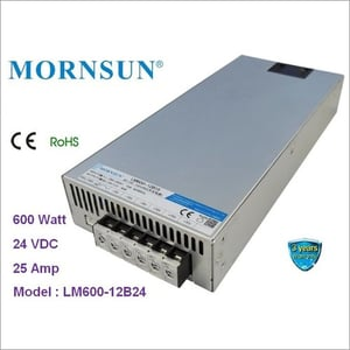 LM600-12B24 Mornsun SMPS Power Supply