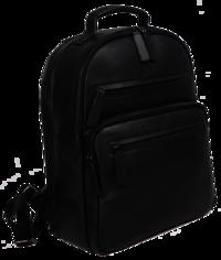 Mens Black Leather Bag