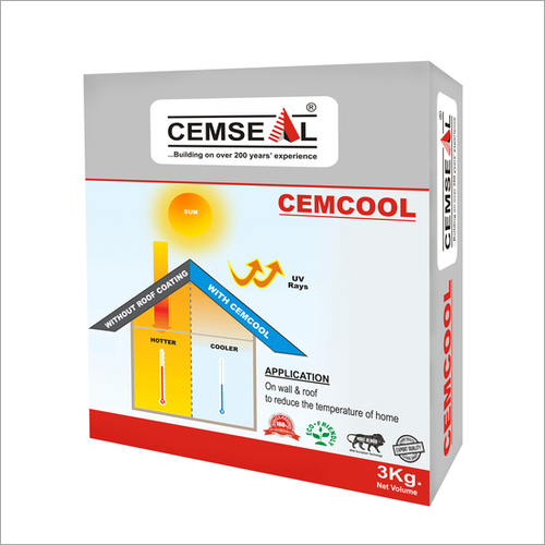 CEMCOOL ROOF COATING