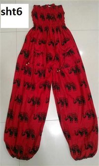 Cotton Printed Trouser