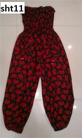 Rayon Harem Pants