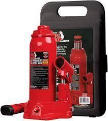 Torin Hydraulic Bottle Jack With Blow Case  ( 2T / 3T / 5T )