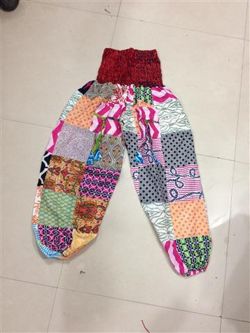 Indian Boho Harem Pants
