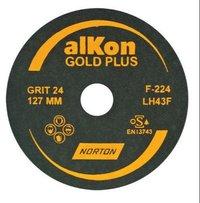 Norton Alkon Gold Plus Fibre Disc