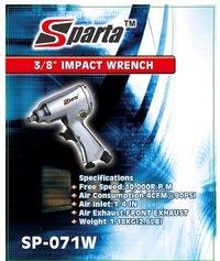 Sparta 3/8'' Air Impact Wrench - Rocking Dog (Sp-071w)