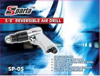 Sparta 3/8'' Reversible Air Drill (Sp-05)