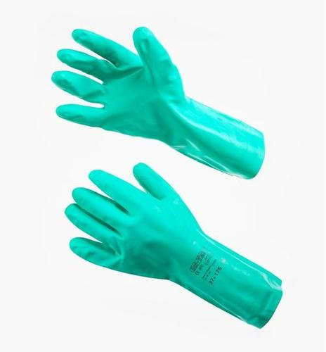 Wholesale Blue Powder Free Non-Medical Nitrile Gloves With High Quality Disposable NItrile glove