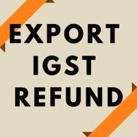 IGST REFUND SERVICES