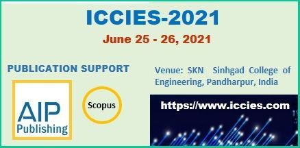 International Conference on Computational Intelligence in Engineering Systems (ICCIES-2021)