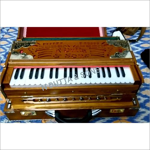 3 & 12 Octave 2 Sets of Reeds Portable Model Harmonium Premium