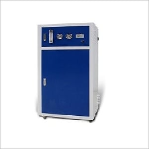 100 Lph Skid Full Covered UF Water Purifier