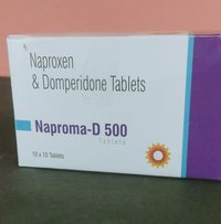Naproxen & Domperidone Tablets