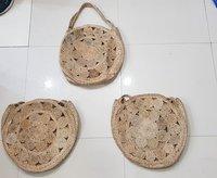 Beach Tote Bag With Self Handles
