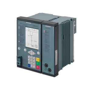 SIEMENS SIPROTEC 6MD86 BAY CONTROLLER NUMERICAL RELAY