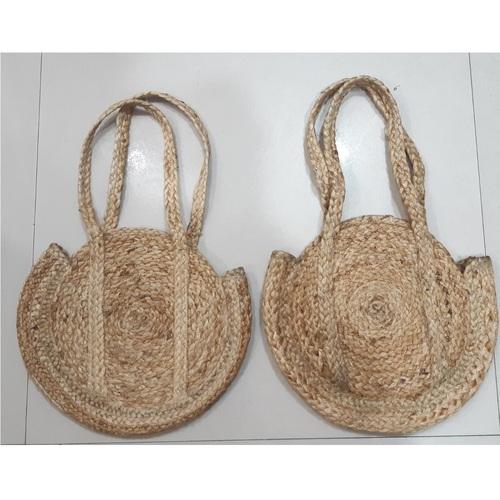 Handwoven Jute Tote Bag