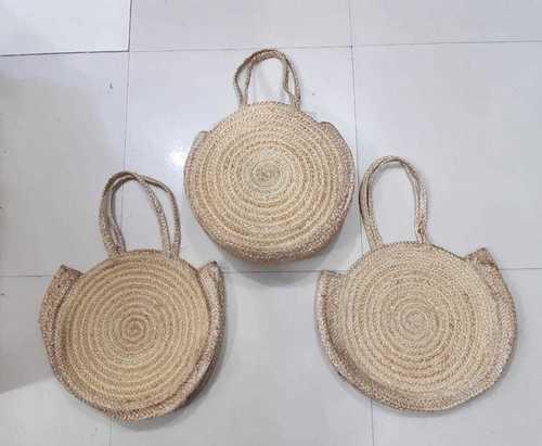 Enshrine Handwoven Jute Tote Bag