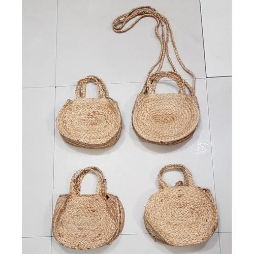 Beach Woven Tote Bag For Women