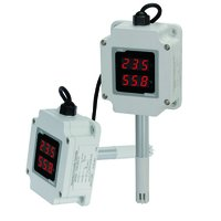 Autonics Temperature/Humidity Transducers THD Series
