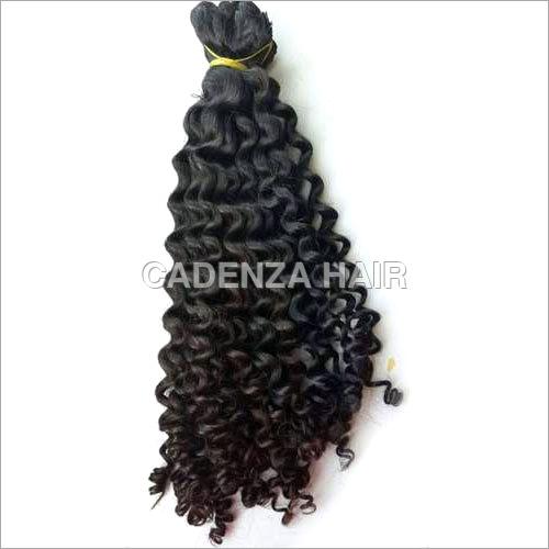Deep Curly Human Hair Extension
