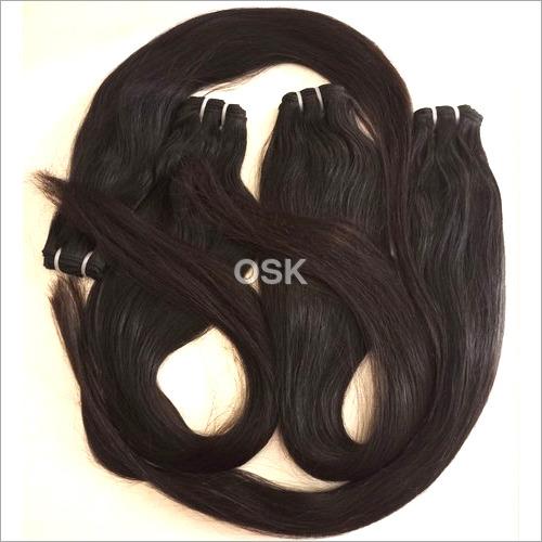 Indian Virgin Human Hairs Long Lengths