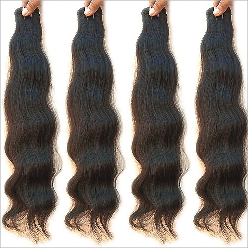 Indian Wavy Virgin Human Hair