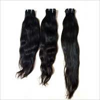 Virgin Natural Wavy Human Hair Extension
