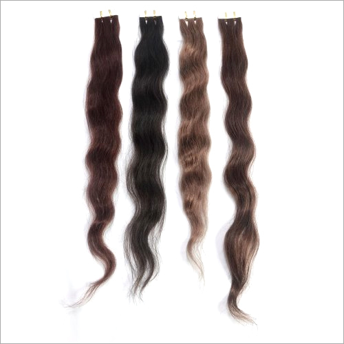 Colored Tape Hair Extension