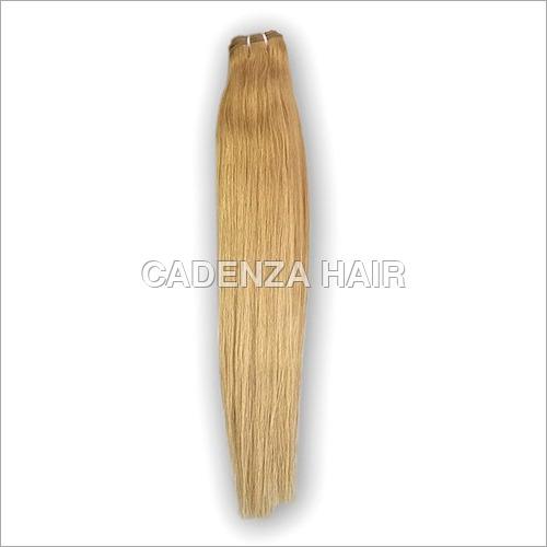 Straight Blonde Human Hair