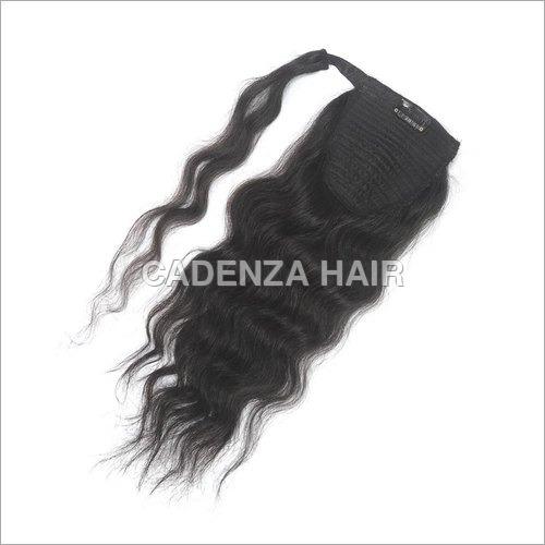 Human Hair Ponytail Extension