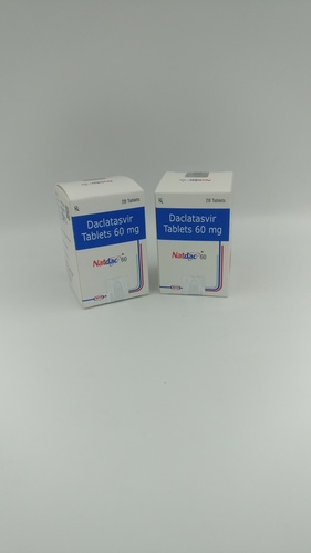 Natdac 60 mg Tablet(Daclatasvir (60mg))