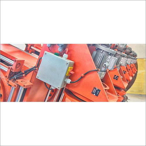 Fork Type, Gear Motor Pintle Actuation