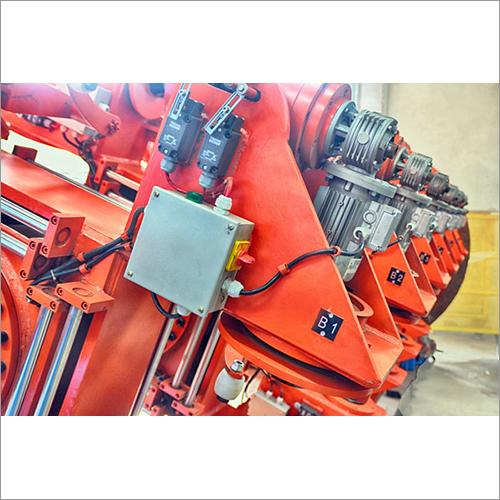 Armouring Machine Motorised