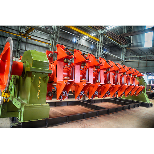 Industrial Armouring Machine