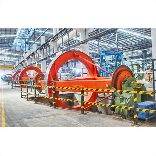 Industrial Drum Twister