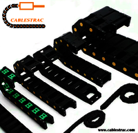 Cablestrac H55 Heavy Plastic Cable Drag Chain