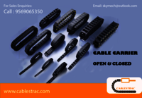 Cablestrac H45 Heavy Plastic Cable Drag Chain