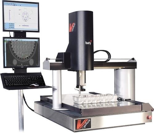 Baker Gauges Vp-6460-cnc Baty Vision Systems-venture Plus