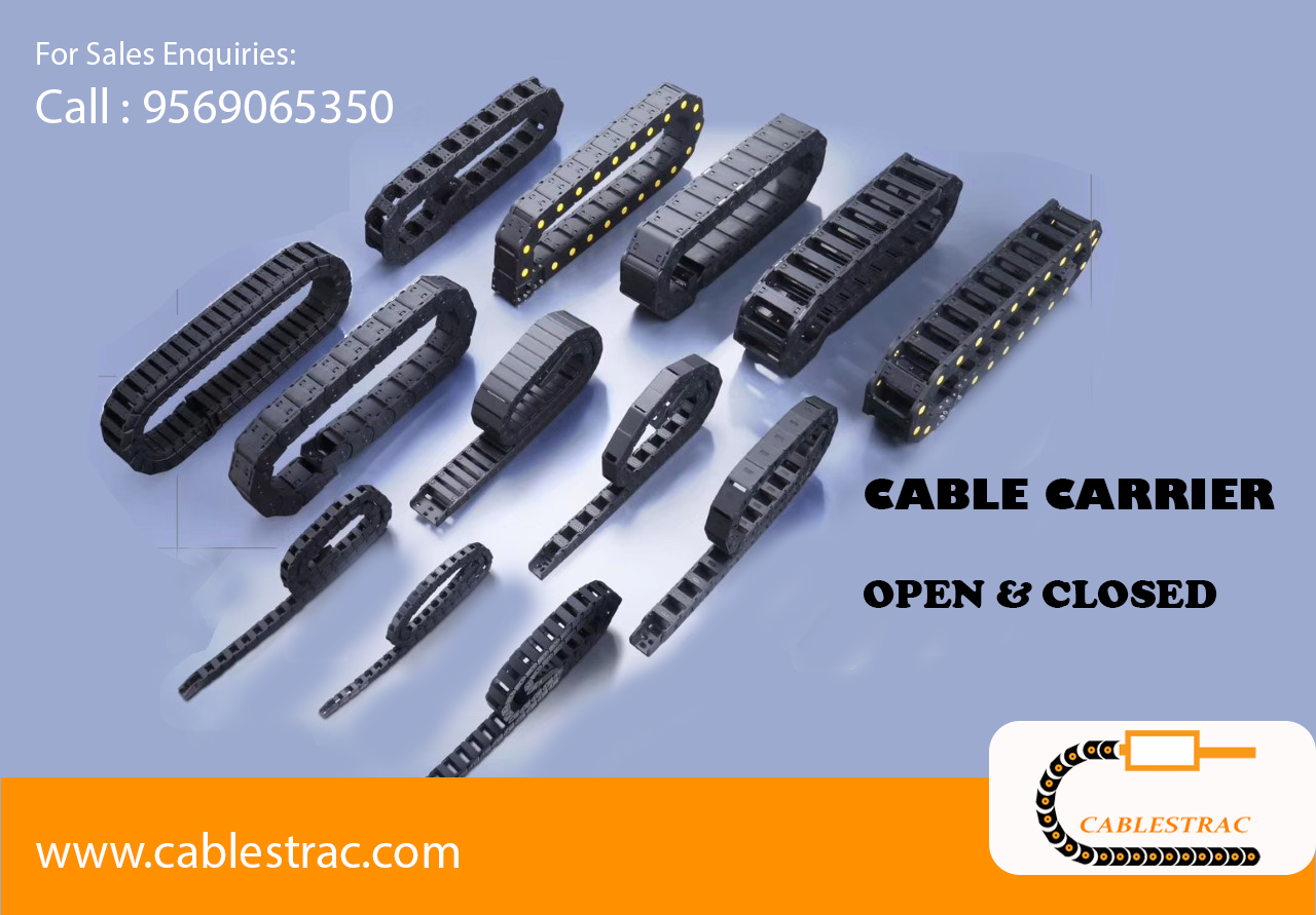 Cablestrac H35 Plastic Cable Drag Chain