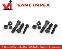 High Tensile Bolts & Nuts