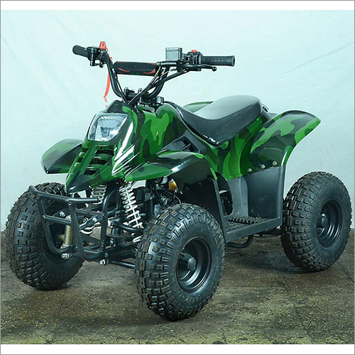 80CC Junior ATV