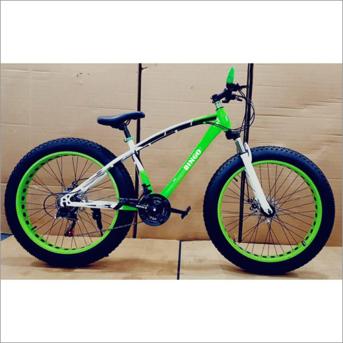Fat Tyre Bicycles