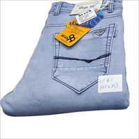 Mens Light Blue Denim Jeans