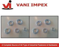 Zinc Plated Spring Washers