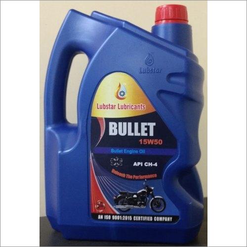 Bullet 15w50 Lubricant Oil