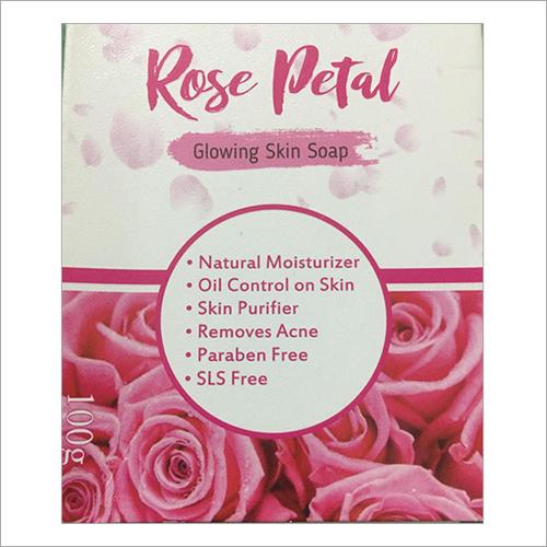 Rose & Petal Hand Made Soap